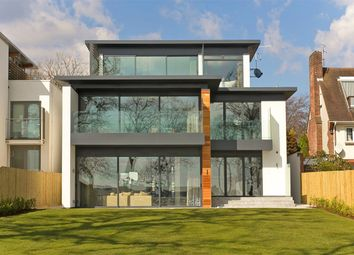 Thumbnail 4 bedroom detached house for sale in 3 Elms Avenue, Lilliput, Poole