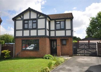 Thumbnail 4 bed detached house for sale in Felltop Drive, Reddish Vale, Stockport, Greater Manchester