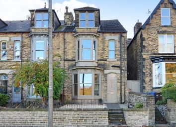 Thumbnail 4 bed town house for sale in Rustlings Road, Endcliffe Park, Sheffield