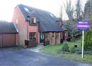 Thumbnail 3 bedroom semi-detached house for sale in Honeymead, Welwyn