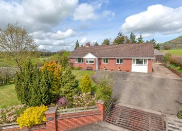 Thumbnail 3 bed detached bungalow for sale in Church Stoke, Montgomery