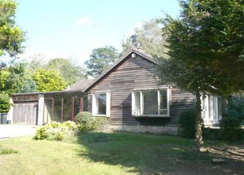Thumbnail 3 bed detached bungalow to rent in Highmoor Cross, Henley-On-Thames