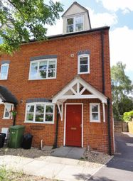 Thumbnail 4 bed end terrace house to rent in 4, Canal Walk, Ledbury, Herefordshire