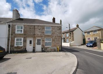 Thumbnail 2 bed end terrace house for sale in St. Day, Redruth, Cornwall