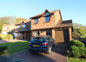 Thumbnail 3 bed detached house for sale in West Park Drive, Plympton, Plymouth
