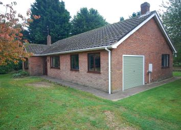 Thumbnail 3 bed detached bungalow for sale in Risegate Road, Gosberton, Spalding