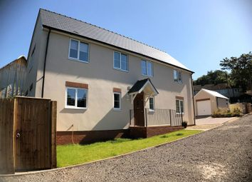 Thumbnail 4 bed detached house for sale in Buckshaft, Cinderford, Gloucestershire