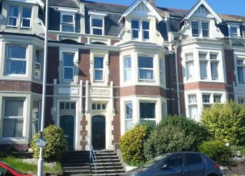 Thumbnail 8 bed shared accommodation to rent in Lipson Road, Lipson, Plymouth