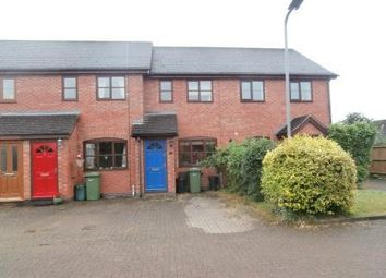 Thumbnail 2 bed end terrace house for sale in Lower Bullingham, Hereford