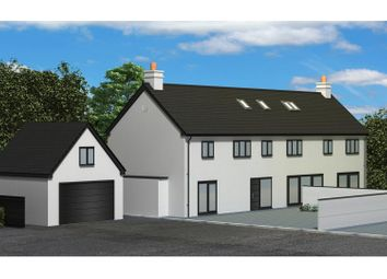 Thumbnail 4 bed detached house to rent in Parklands Mews, Hessle