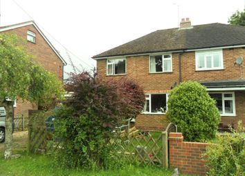 Thumbnail 3 bed semi-detached house for sale in Hazledene Road, Liphook