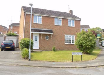 Thumbnail 4 bed detached house for sale in Cloverlands, Haydon Wick, Swindon, Wiltshire