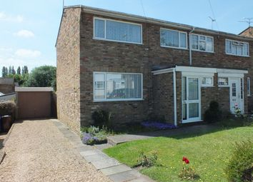 Thumbnail 3 bed semi-detached house for sale in Baird Road, Farnborough