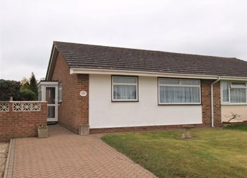 Thumbnail 2 bedroom semi-detached bungalow for sale in The Ridgeway, Herstmonceux