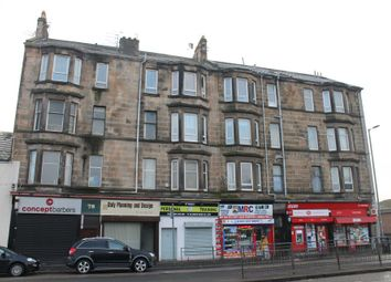 Thumbnail 1 bed flat to rent in Glasgow Road, Paisley