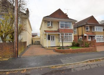 Thumbnail 4 bed detached house for sale in Closeworth Road, Farnborough