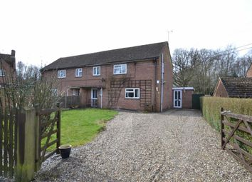 Thumbnail 3 bed semi-detached house for sale in Robins Hill, Inkpen, Berkshire
