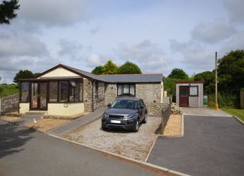 Thumbnail 1 bed detached bungalow for sale in Hernis, Penryn