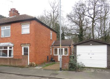 3 bed semi-detached house for sale in Electric Station Road, Sleaford NG34