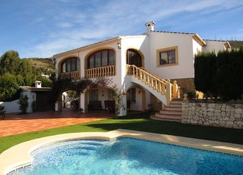 Thumbnail 6 bed villa for sale in Benitachell, Valencia, Spain