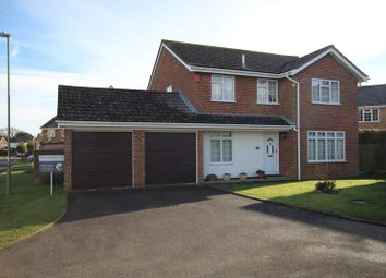 Thumbnail 4 bed detached house for sale in Silverdale, Barton On Sea, New Milton