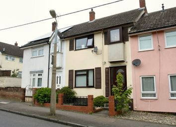 Thumbnail 3 bed terraced house to rent in Mount Road, Haverhill