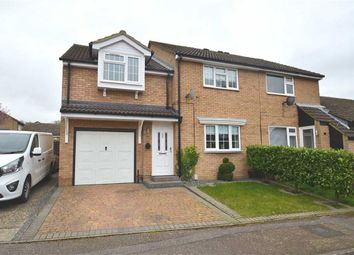 Thumbnail 3 bed end terrace house for sale in Flinders Close, Stevenage