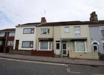 Thumbnail 3 bedroom terraced house for sale in Raglan Street, Lowestoft