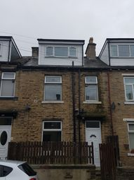 Thumbnail 4 bedroom terraced house to rent in West Field Terrace, Bradford