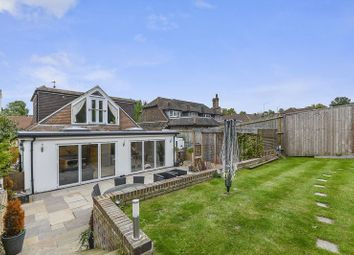 Thumbnail 5 bedroom bungalow for sale in Hillside, Banstead