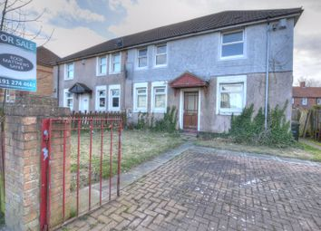 2 bed flat for sale in Chestnut Avenue, Cowgate, Newcastle Upon Tyne NE5