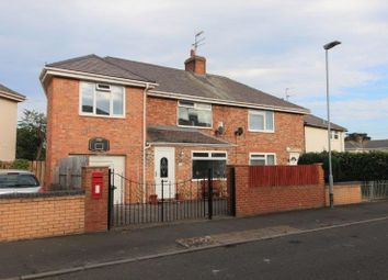 Thumbnail 3 bed semi-detached house for sale in Twelfth Avenue, Blyth