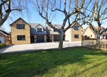 Thumbnail 4 bed detached house for sale in Westwood House, Shefford Road, Meppershall