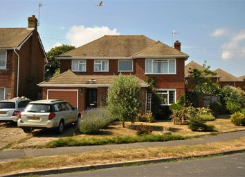 Thumbnail 4 bed detached house for sale in Hawkhurst Way, Bexhill-On-Sea, East Sussex