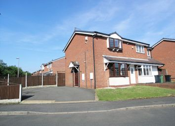 Thumbnail 2 bed semi-detached house for sale in Roach Close, Brierley Hill