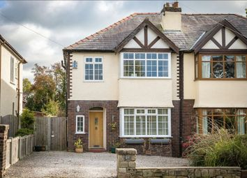 Thumbnail 3 bed semi-detached house for sale in The Common, Parbold, Wigan