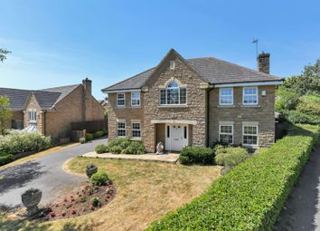 Thumbnail 5 bed detached house for sale in Weare Close, Billesdon