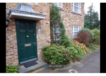 Thumbnail 2 bed flat to rent in Brockhurst Lodge, Farnham
