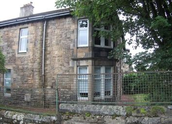Thumbnail 2 bed flat for sale in Lefroy Street, Coatbridge