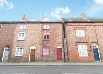 Thumbnail 2 bed terraced house for sale in Station Road, Market Bosworth, Nuneaton