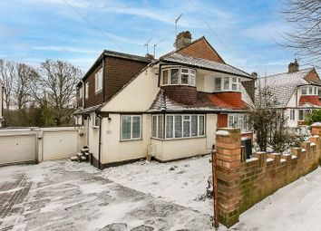 Thumbnail 4 bed semi-detached house for sale in Ridgeway Drive, Bromley, Kent