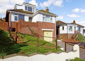 Thumbnail 4 bed bungalow to rent in Tumulus Road, Saltdean, Brighton