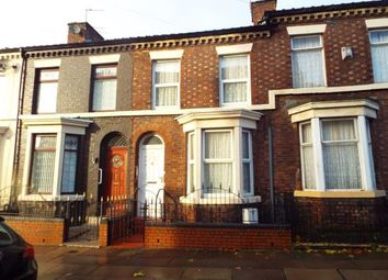Thumbnail 3 bed terraced house for sale in Dombey Street, Liverpool, Merseyside, Uk