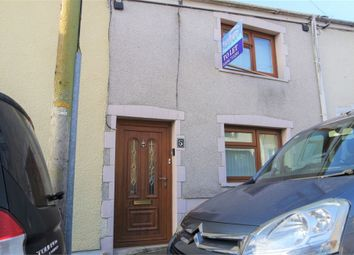 Thumbnail 2 bed terraced house to rent in Brown Street, Nantyffyllon, Maesteg, Mid Glamorgan