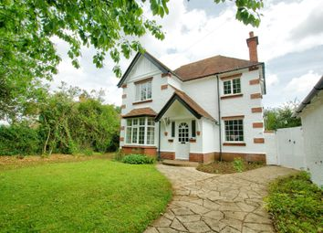 Thumbnail 3 bed detached house for sale in Ayston Road, Uppingham, Oakham