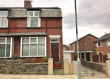 Thumbnail 2 bed semi-detached house for sale in Rush Street, Dukinfield, Greater Manchester, United Kingdom