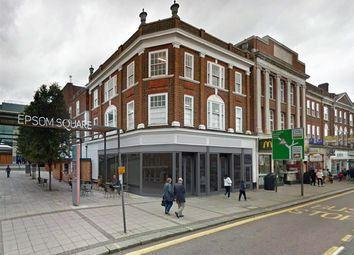 Thumbnail 1 bed flat to rent in High Street, Epsom