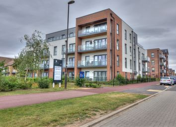Thumbnail 1 bedroom flat for sale in Atlas Way, Oakgrove, Milton Keynes