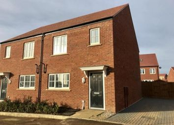 Thumbnail 3 bed semi-detached house for sale in Horley Drive, Banbury, Oxfordshire
