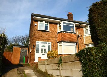 Thumbnail 3 bed semi-detached house for sale in Clough Bank, Old Road, Blackley, Manchester